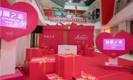 Comment les marques de luxe célèbrent la Saint-Valentin en Chine?