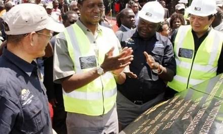 La Chine construit une route à plus d'1 milliard d'euros en Zambie.