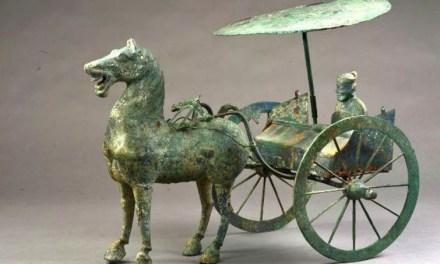 Les dynasties Qin et Han s'exposent au Musée national de Chine