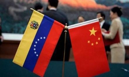 La Chine de plus en plus agacée par les vénézueliens