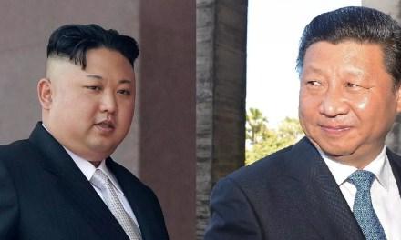 Effondrement du commerce entre Beijing et Pyongyang