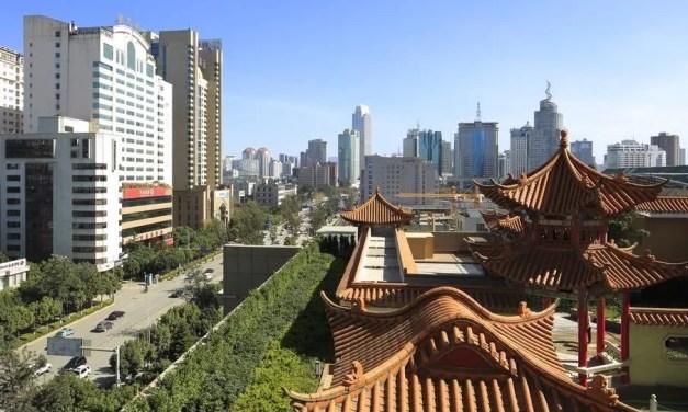 Kunming, la ville au printemps éternel