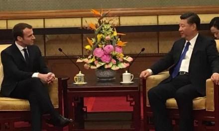 Emmanuel Macron ne veut pas «donner de leçon» à la Chine