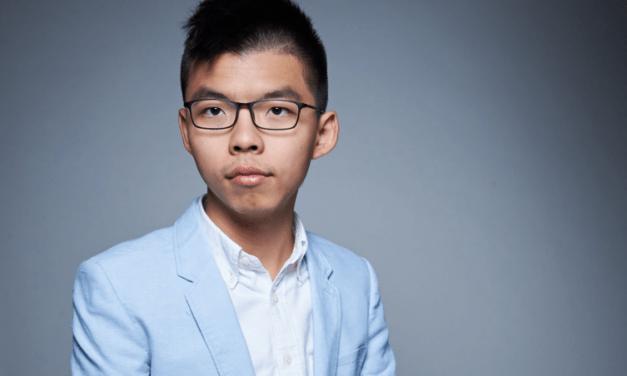Joshua Wong ne prône pas l'indépendance d'Hong Kong