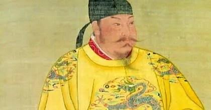 L'empereur Taizong des Tang