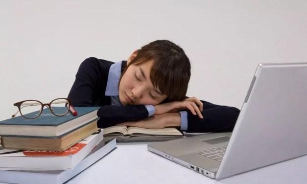 Les jeunes dorment de moins en moins