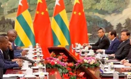 Le Togo et la Chine établissent « un mémorandum d'entente »