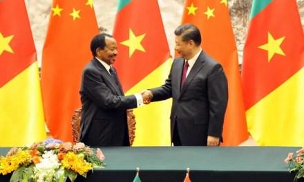 Cinq accords signés entre la Chine et le Cameroun