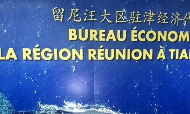 Les missions du Bureau de la Région Réunion à Tianjin