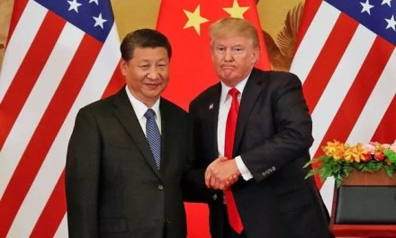 L'entente entre Donald Trump et Xi Jinping est finie