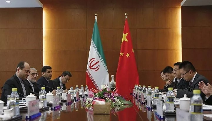 Iran et Chine signent un «pacte de coopération stratégique de 25 ans»