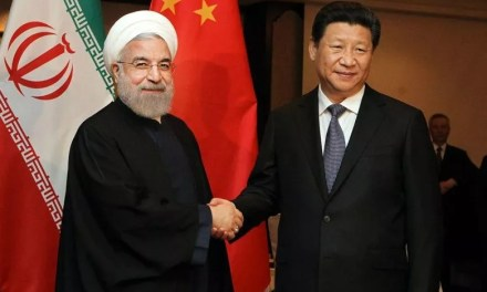 Hassan Rohani de retour en Chine