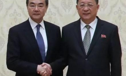 La Chine espère des avancées entre Washington et Pyongyang