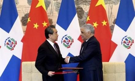 La République dominicaine tourne le dos à Taïwan