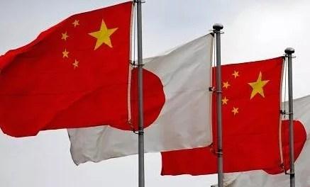 Vedette chinoise entrée dans les eaux des îles Senkaku