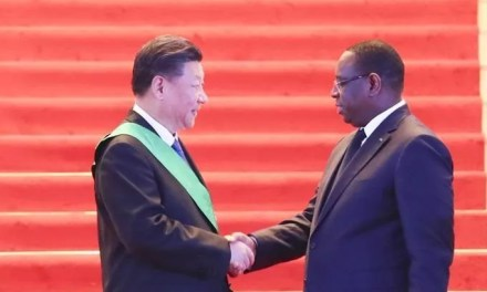 Chine-Sénégal, des accords en cascade