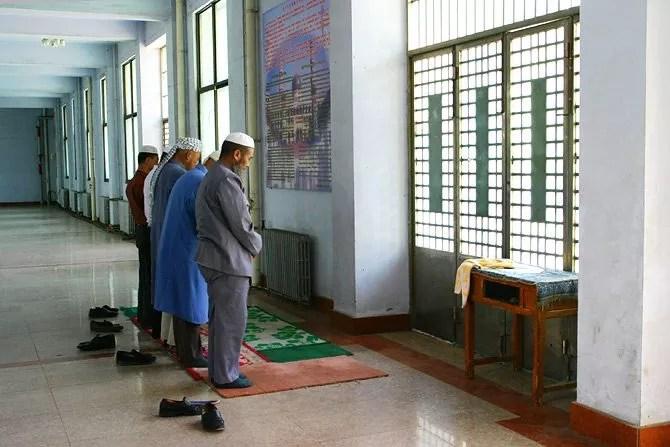 Centre de détention : le Kazakhstan soutient Beijing