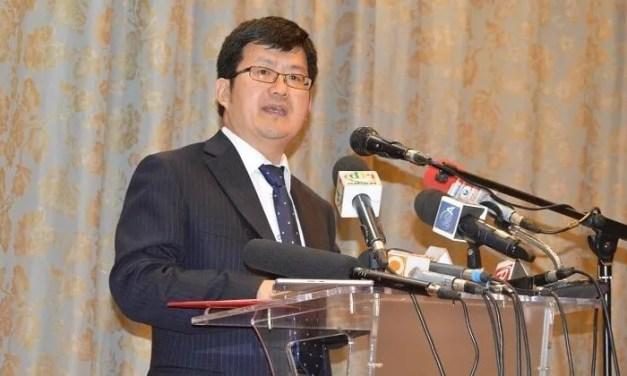 Li Jian appelle les burkinabé et les chinois à s'unir pour construire un avenir commun