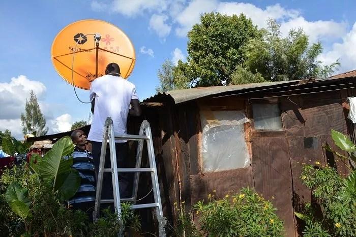 Petit écran, grand changement en Ouganda
