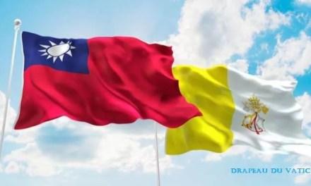 Taipei préserve son allié catholique