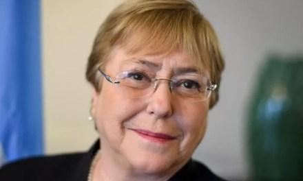 Michelle Bachelet critique la réponse à la pandémie en Chine