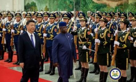 La Sierra Leone retire un projet de 300 millions de dollars à la Chine