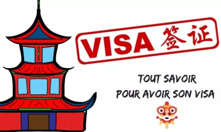 Les différents types de visa pour la Chine