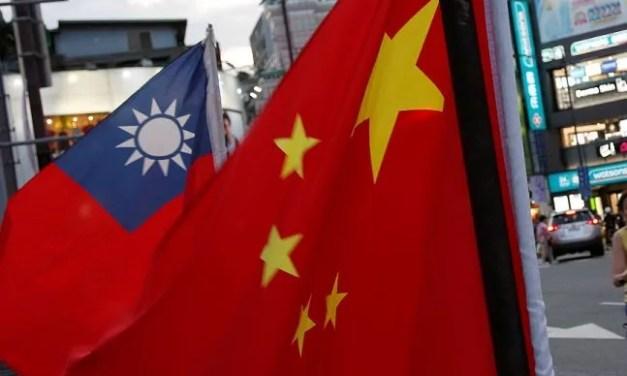 Beijing s'inquiète d'une possible ambassade à Taipei