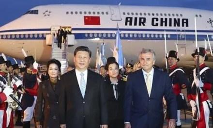 Le soutien de la Chine à l'Argentine vaut 9 milliards