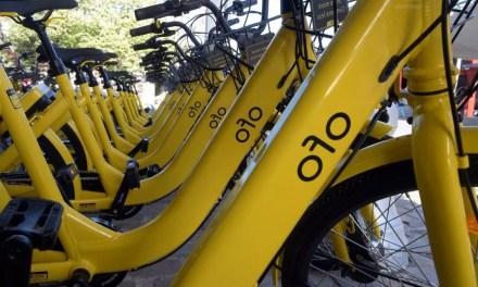 Les vélos Ofo au bord de la faillite