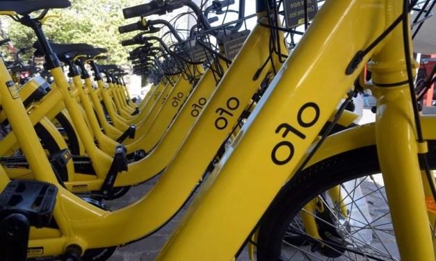 La Chine va faire disparaître 25 millions d'anciens vélos partagés