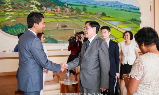 La Chine réitère son soutien à Madagascar