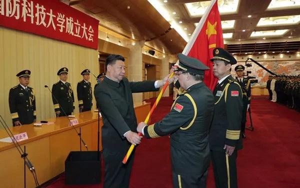 Les départements généraux de la Commission militaire centrale