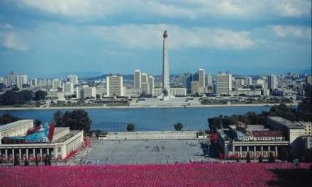 Chute des échanges commerciaux sino-nord coréen