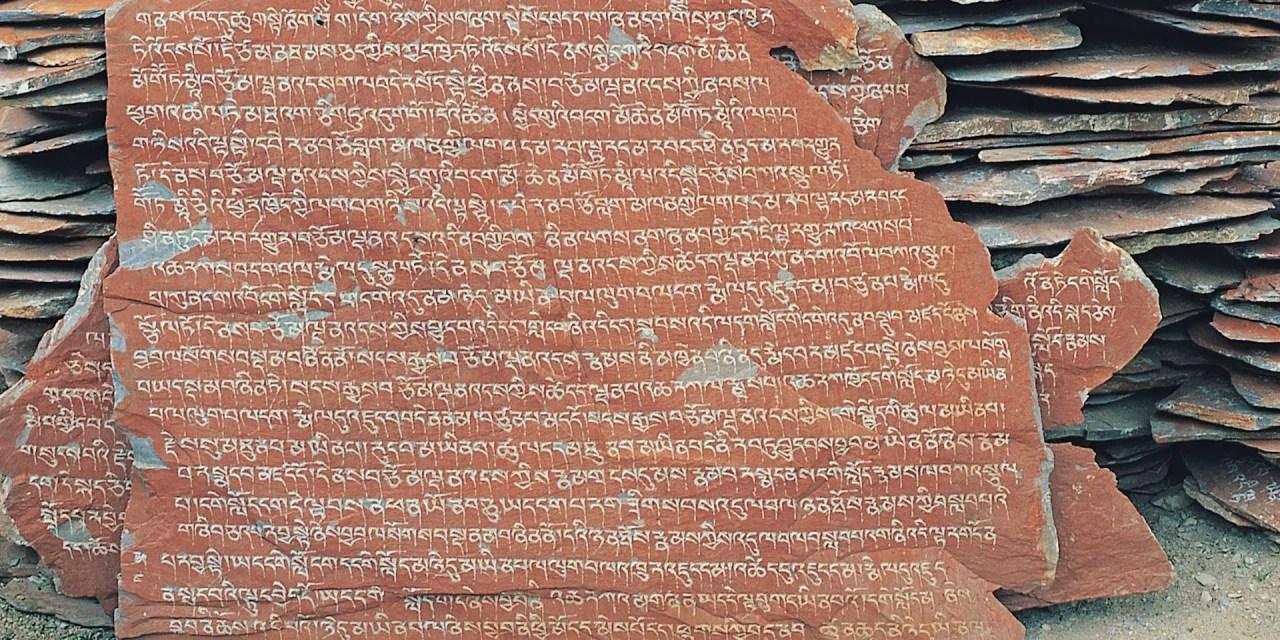 Les cours particuliers de tibétain interdit aux moines