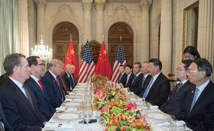 Chine vs Etats-Unis : l'échéance du 1er mars bientôt levée ?