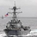 Un navire américain dans le détroit de Taïwan provoque la colère de la Chine