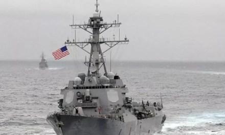 Nouvel incident entre Beijing et Washington en mer de Chine méridionale