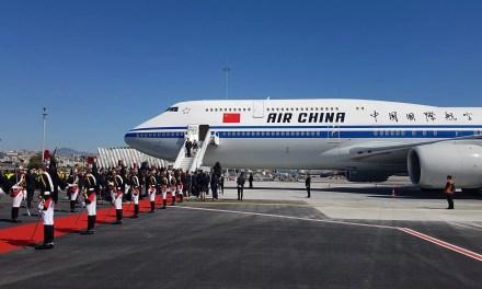 L'aéroport Nice Côte d'Azur honoré d'accueillir le président Xi Jinping