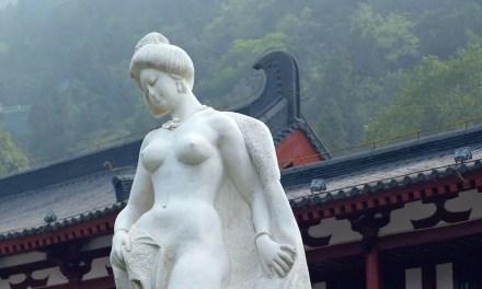 Portrait de Femme : Yang Guifei, célèbre favorite