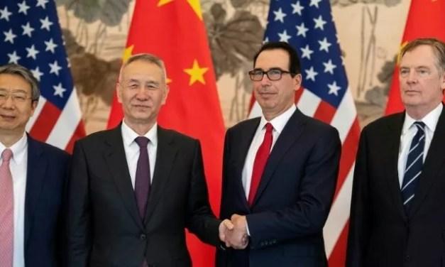 Entretien téléphonique entre la Chine et les Etats-Unis