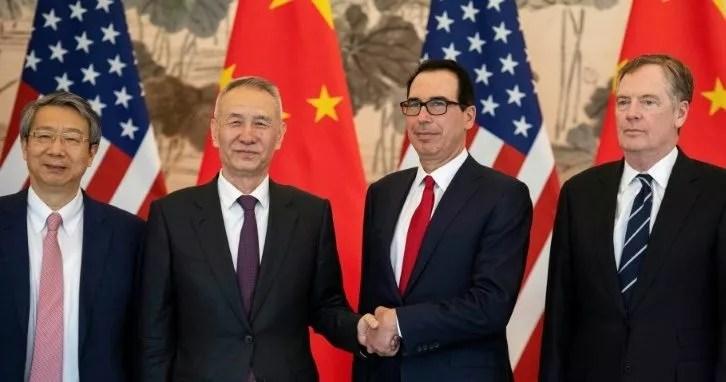 Les négociations avec la Chine progressent «bien»