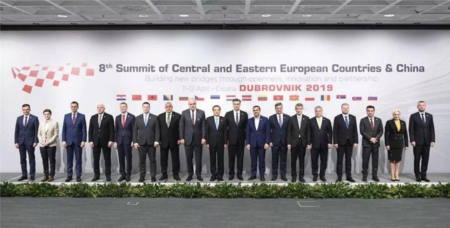 Chine-PECO, le nouvel axe européen de la Chine