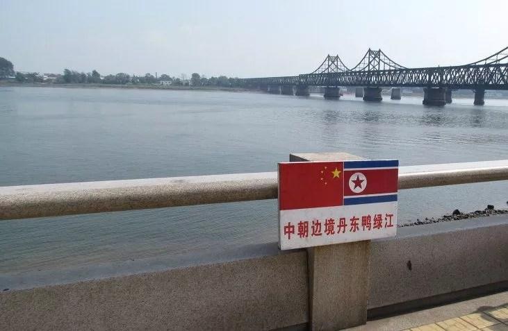 Ouverture d'un poste frontière entre la Chine et la Corée du nord