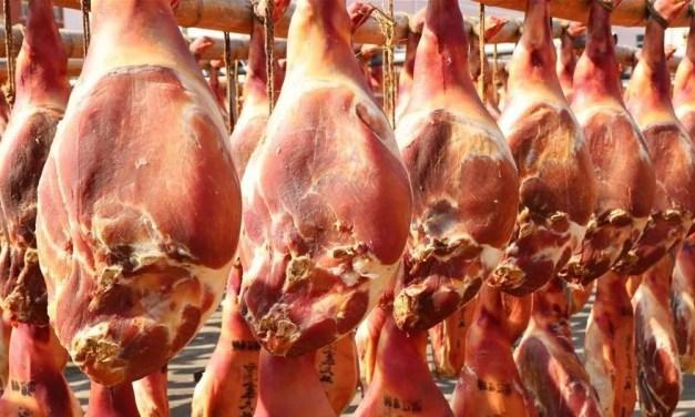 La culture chinoise : le jambon de Jinhua