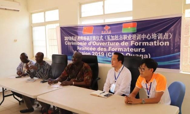Lutte contre le chômage au Burkina: le plan chinois en marche