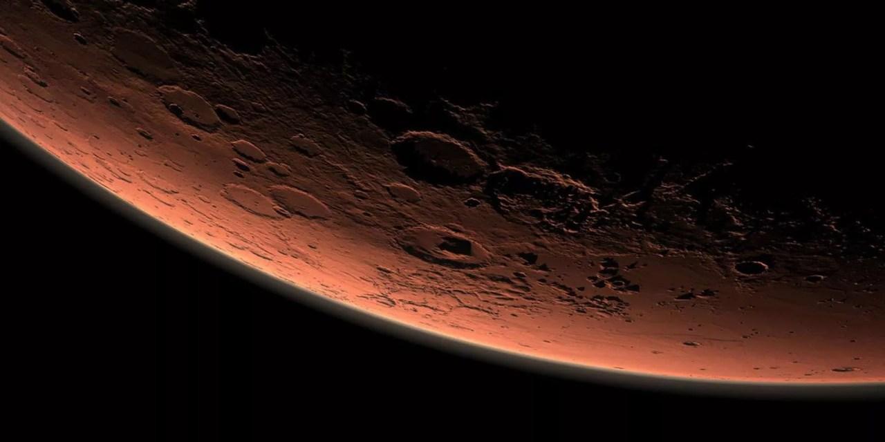 Des ados apprennent à vivre sur Mars