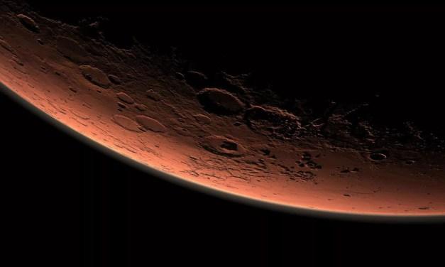 La Chine réussit son lancement vers Mars