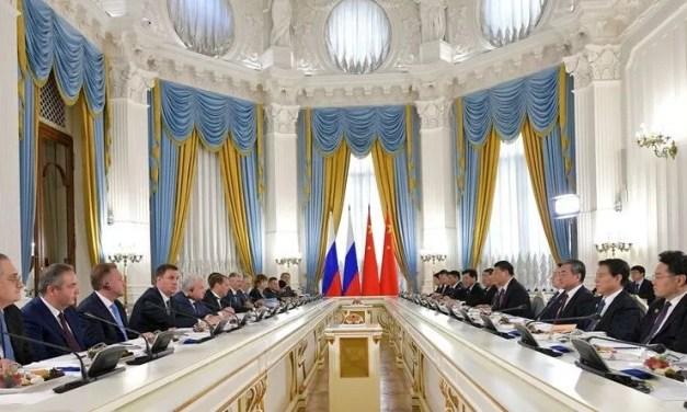 Hausse du commerce sino-russe en au premier trimestre