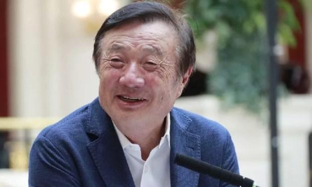 Auparavant tempéré, le fondateur de Huawei déclare «la guerre» à l'Occident